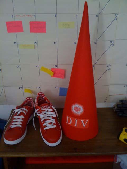 Red DIV news